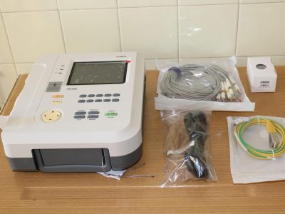 Donation of medical equipment to the Bor hospital, Serbia