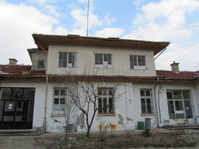 Renovation of the local medical clinic in the town of Mineralni Bani