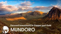 Mundoro Corporate Presentation